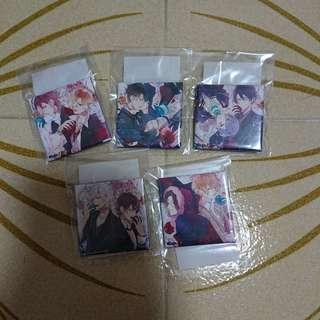 Diabolik Lovers Versus Song Cover Image Badges