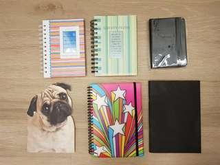 Notebooks/Journal