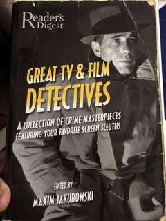 🚚 Great TV & Film Detectives by Reader's Digest