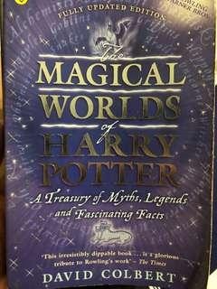 🚚 The Magical Worlds of Harry Potter: A Treasury of Myths, Legends, and Fascinating Facts