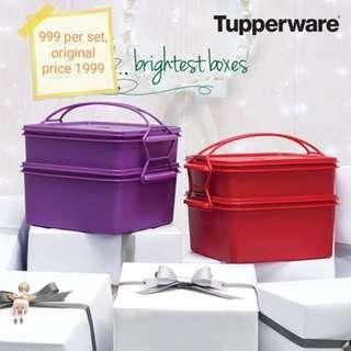 Tupperware Jumbo Box