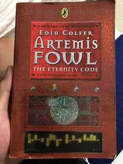 🚚 Artemis Fowl: The Eternity Code by Eoin Colfer