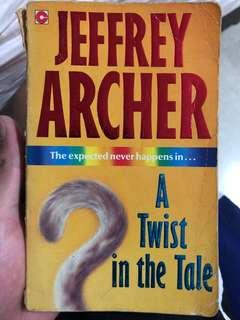 🚚 A Twist in the Tale by Jeffrey Archer