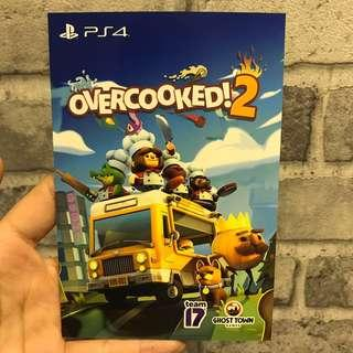 [NEW] PS4 Digital Game Download - Overcooked 2