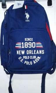 Brandnew USPA Unisex backpack