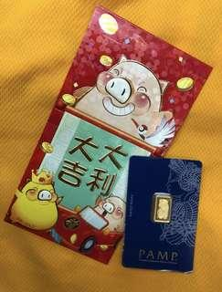 New Year 2019 - 2 pieces of 2.5g @ 356 SGD ✅✅✅
