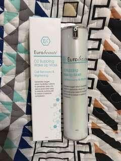 Euro Beauty O2 注氧喚肌面膜