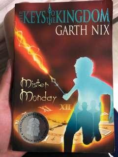 🚚 The Keys to the Kingdom: Mister Monday by Garth Nix