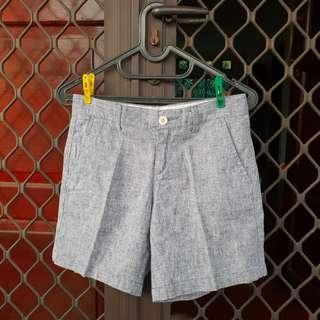 [FREE ONG] Giordano shorts celana pendek abu gray