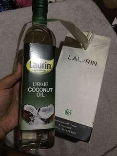 Laurin oil