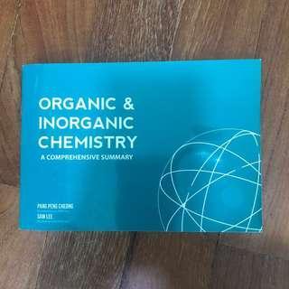 Chemistry Organic & Inorganic guidebook