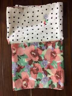 Mumuscarves Printed Long Shawl #CNY888