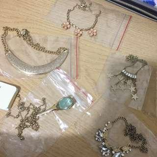 🚚 Assorted Lovisa Necklaces