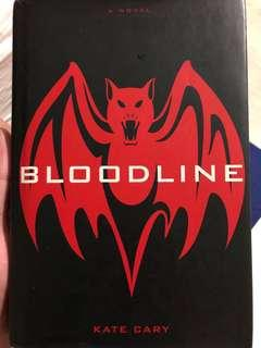 🚚 BLOODLINE by Kate Cary