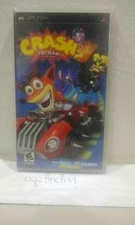 Crash Psp Umd