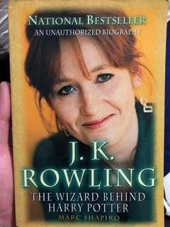🚚 Biography of J.K. Rowling: The Wizard Behind Harry Potter