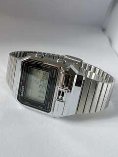 Casio Data Bank Digital Watch