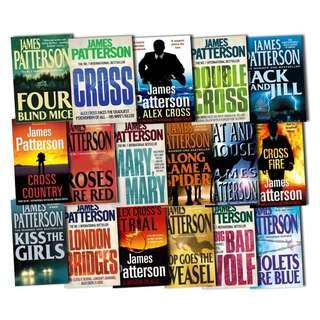 JAMES PATTERSON BOOKS IN PDF