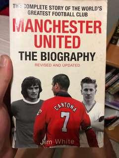 🚚 Manchester United: The Biography of the world's greatest club