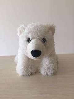 Boneka Build-A-Bear Polar Bear