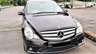 Mercedes R350 For Rent