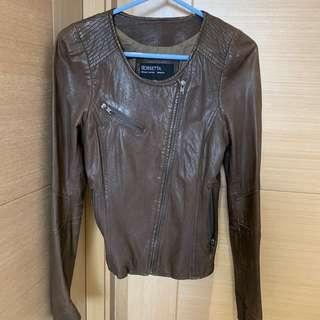 Borsetta Leather jacket