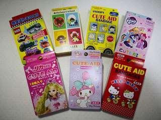 日本🇯🇵兒童卡通膠布