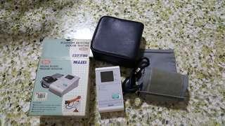 Nissei digital blood pressure monitor