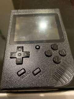 Retro games handheld