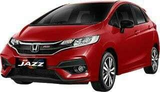 Honda Jazz S CVT