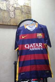 Barcelona player issue