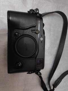 一代經典 Fujifilm X-Pro 1, XF 18–55mm套機 再送 XC50-230 共兩  鏡