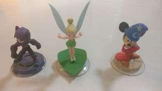 Disney Infinity figures for sale