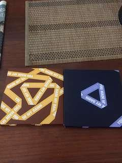 WTS seventeen YMMD unsealed albums