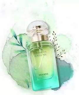 Hermes Un Jardin Perfume 尼羅河花園淡香水 30ml