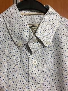 🚚 Shirtoria Original Slim Fit short sleeve shirt from S.Korea