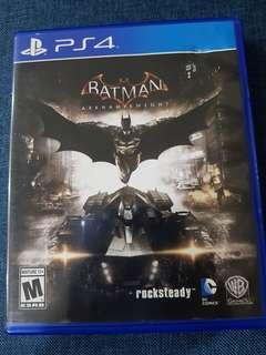Buy1 free 1 PS4 Batman Arkham Knight * free Fifa 17 game