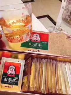 正官庄 紅蔘茶 100包