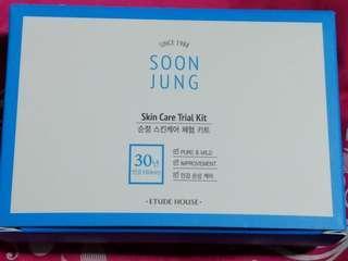 Soon jung skin care trial kit