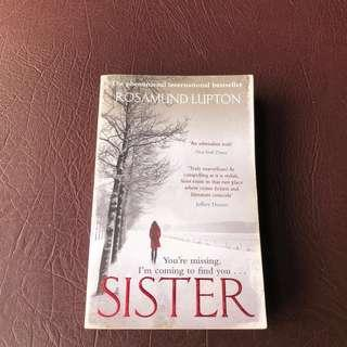 Sisters by Rosamund Lupton