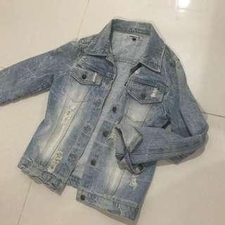 Jacket Jeans Africa