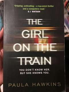 🚚 The Girl on the Train by Paula Hawkins
