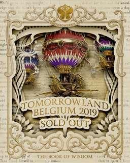 🚚 Tomorrowland 2019 Full Madness MG x2
