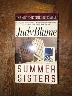 🚚 Summer Sisters by Judy Blume