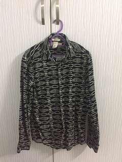 H&M Long Sleeves Shirt