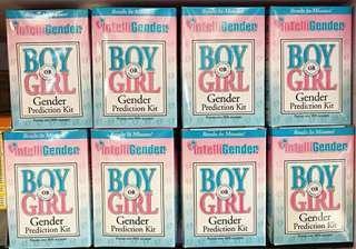 IntelliGender - Boy or Girl - 寶寶性別預測試驗