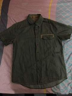 East India Forest Green Shirt
