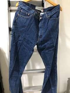 Celana jeans Levis Regular Fit Size 36