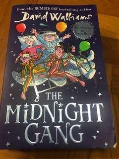 David Walliams midnight Gang