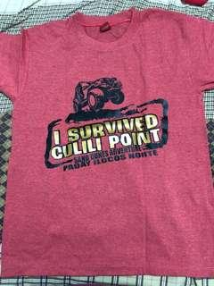 Culili Point Souvenir Shirt